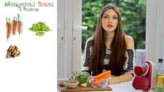 Salad With Mangetout