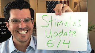 Second Stimulus Update 6/4