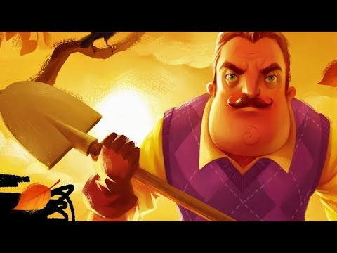 BEATING FOR REAL! HELLO NEIGHBOR 717/1000 SUB CONSOLE GIVEAWAY!