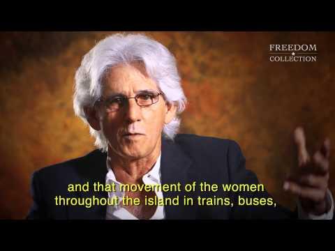 Manuel Vazquez Portal: The Ladies in White