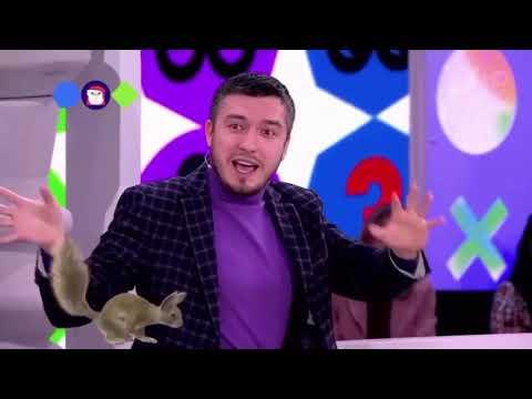 Певец Астемир Апанасов из Нальчика неожиданно стал звездой Первого канала , Видели Видео