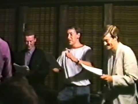 OMA Boy Rap - Live at the Aushife's Ausstand, 1989