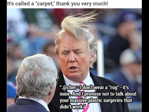Funny Donald Trump Quotes Stunning Donald Trump Funny  The Top 10 Most Ridiculous Quotes Donald