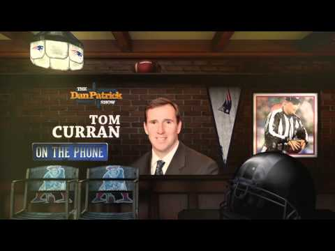 Tom Curran on the Dan Patrick Show (Full Interview) 1/21/15