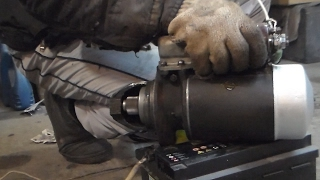 Замена втулок стартера ГАЗ 66.