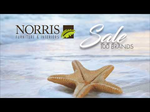 Norris Furniture & Interiors - 100 Brands Sale