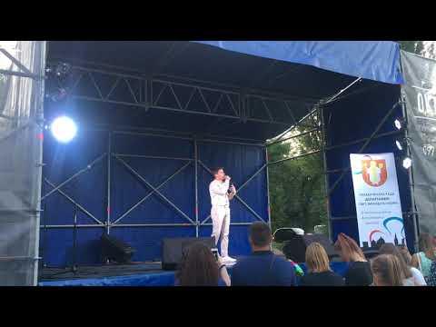 Волинська Правда: Ярослав Карпук. День молоді. Луцьк