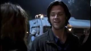 Сверхъестественное. | 6 сезон, 9 серия. | Бездушный Сэм рассуждает о наличии души.