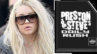 Amanda Bynes' Lawyer - Preston & Steve's Daily Rush