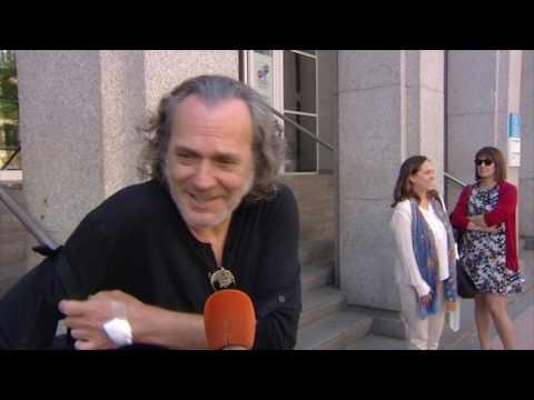 """José Coronado, tras salir del hospital: """"Estoy bien pero dejo el tabaco"""""""