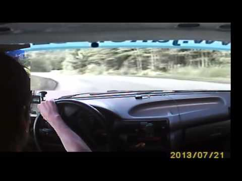 Samochodowa niedzielna przejażdżka  ( Słopnice - Zarębki :)