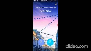 PICNIC- BEST PHOTO FILTERING / EDITING MOBILE APPLICATION, PICNIC- Weather Genie Photo Filter screenshot 4
