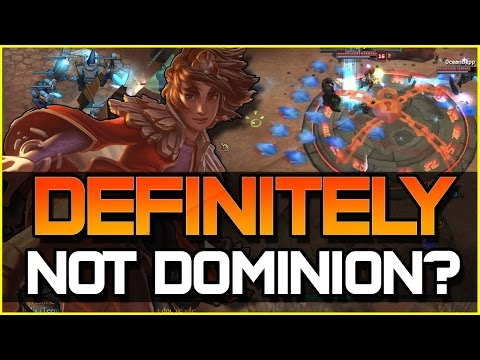 DEFINITELY NOT DOMINION? - Full Gameplay | League of Legends