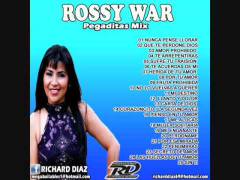 ROSSY WAR PEGADITAS MIX