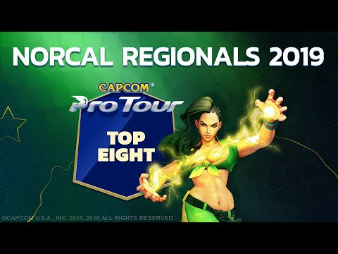 NCR 2019 - Top 8 - CPT 2019