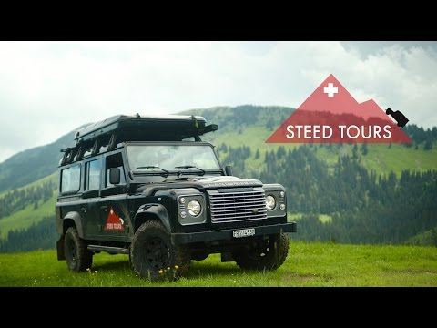 Swiss Alps Defender Tours | David Steed