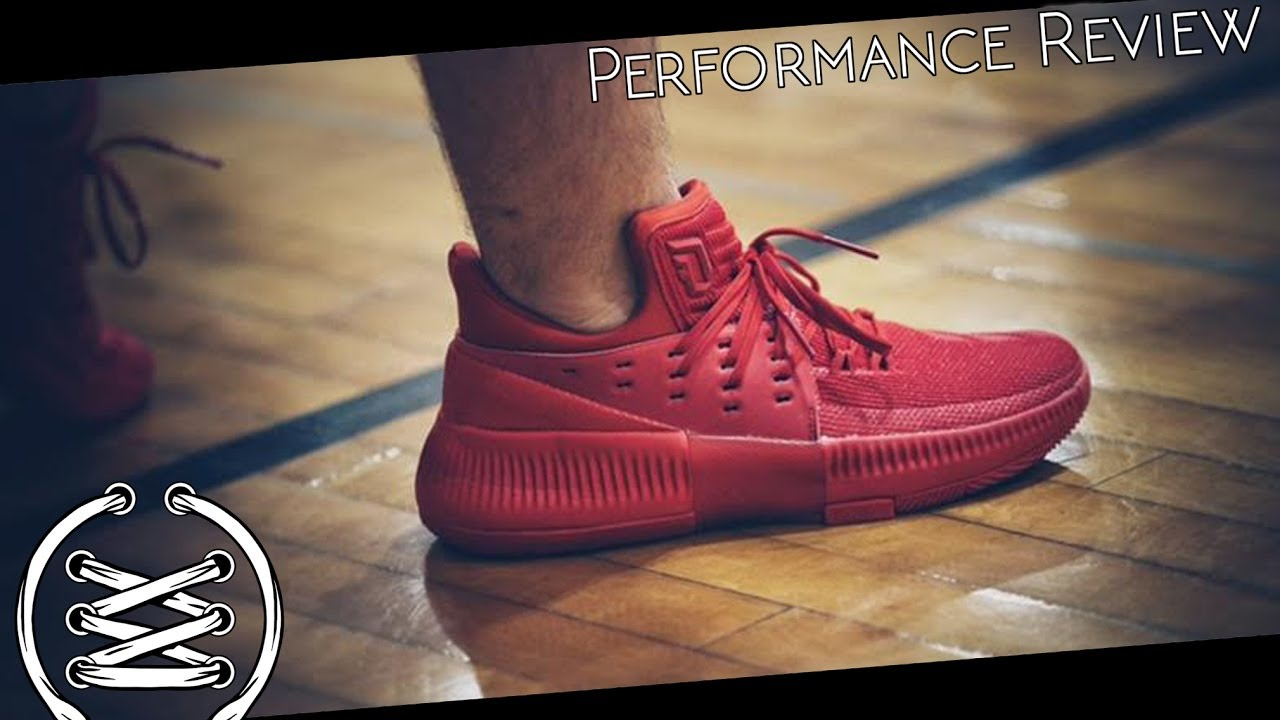 best service 83d66 a9fe0 basketball shoes adidas Dame 3 Performance Review
