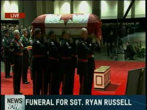 CHCH News: Funeral for Sgt. Ryan Russell