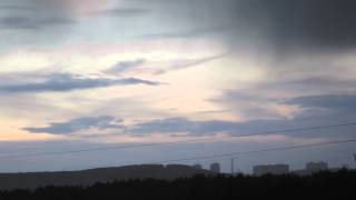 Погода в Екатеринбурге (Timelapse HD).(, 2013-10-18T10:52:26.000Z)