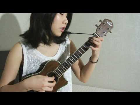Blackbird - The Beatles ukulele cover