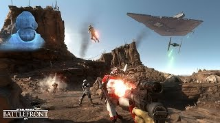 STAR WARS Battlefront BETA   Laures i Radok