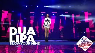 Dua Lipa 39 Blow Your Mind 39 Live At Capitals Jingle Bell Ball 2016.mp3