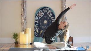 A Winter Solstice Yoga Practice