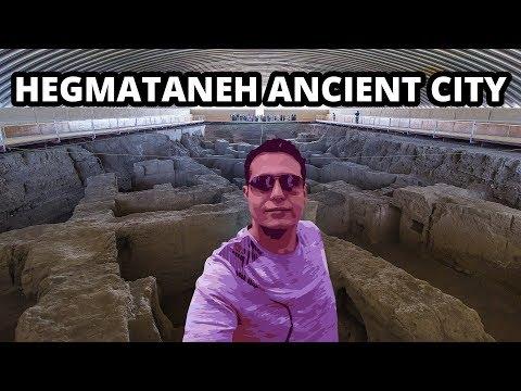 Hegmataneh (Ecbatana) Ancient City - Hamedan, Iran