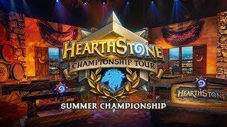 Rase vs. Viper - Group A - 2018 HCT Summer Championship