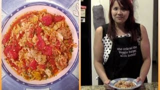 Cooking Clean With Johanna, Ep. 1 - Unstuffed Cabbage Rolls