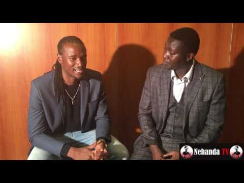 Jah Prayzah interview on Nehanda TV