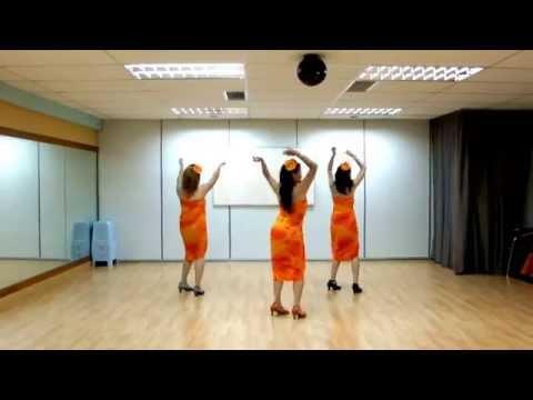 RINDU  -  LINE DANCE