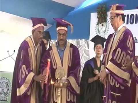 NIT Arunachal Pradesh 3rd Convocation