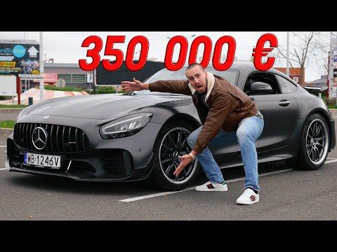 La plus DANGEREUSE des Mercedes !