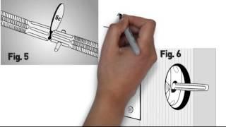 How To Install A Door Knob Set