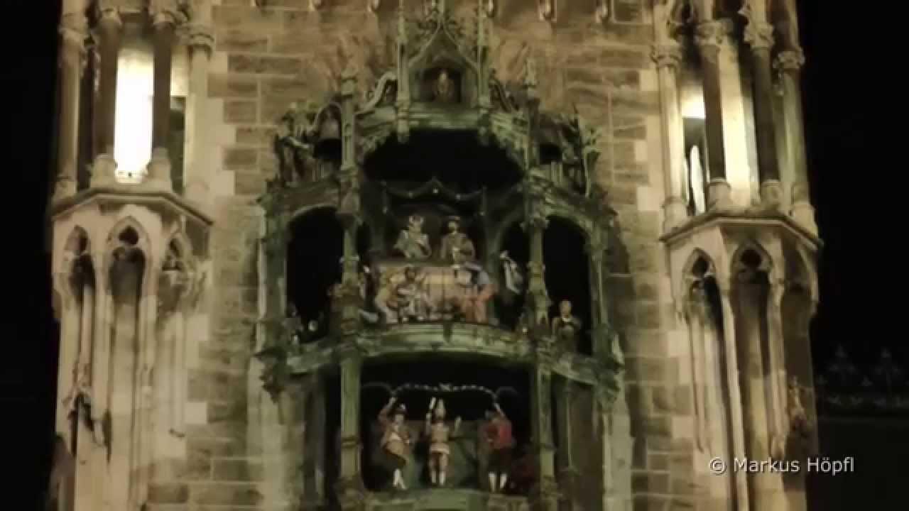 Glockenspiel in munchen