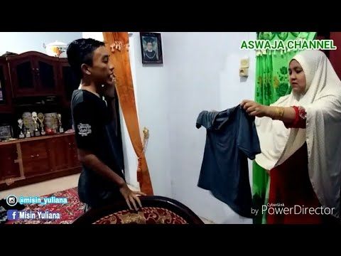 Bertamu ke Rumah dek Hafidzul Ahkam bersama Sahabat SM Singapore (Dek Ahkam Kehujanan)