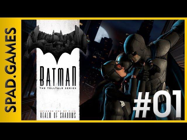 (PC) Batman: The Telltale Series #01 (Episódio 1: Reino das Sombras)(Legendado em PT-BR)
