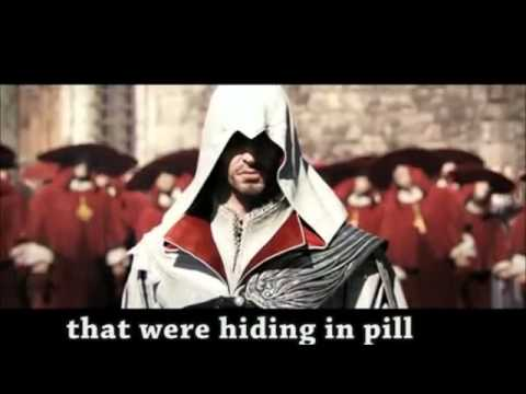 LITERAL Assassin's Creed: Brotherhood Trailer 2 Hour Loop