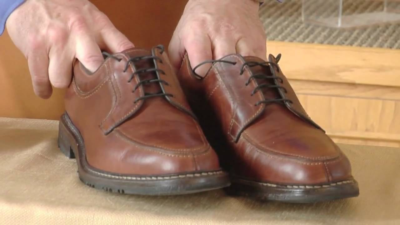 Shoe Care - Caring for Casual Shoes