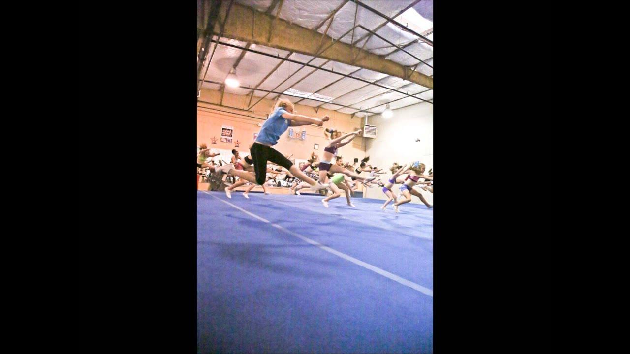 Top Gun Cheer Gabi Butler All-Star Cheer Clinic with