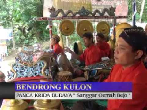 Bendrong Kulon II Panca Krida Budaya sanggar Oemah Bejo live Pamriha