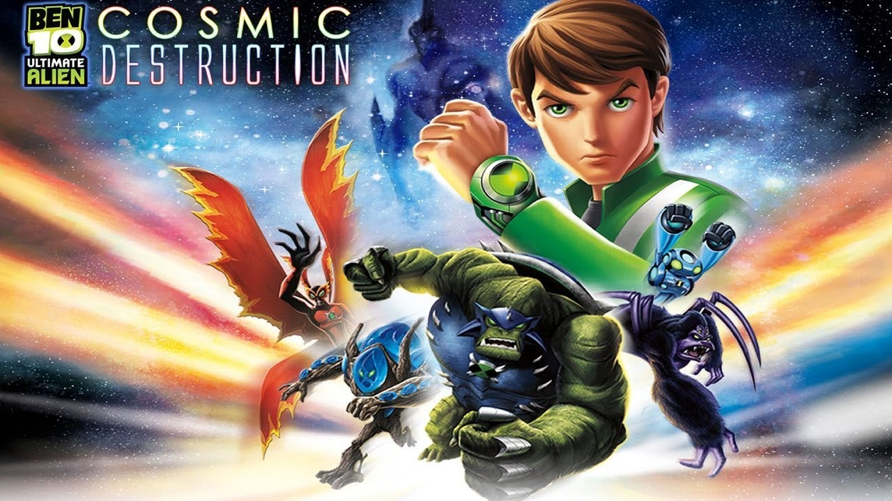 Ben 10 Games - Free downloads and reviews - CNET Download.com