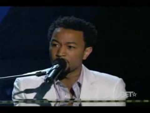 John Legend And Stevie Wonder Ordinary People And My Cherie Amour