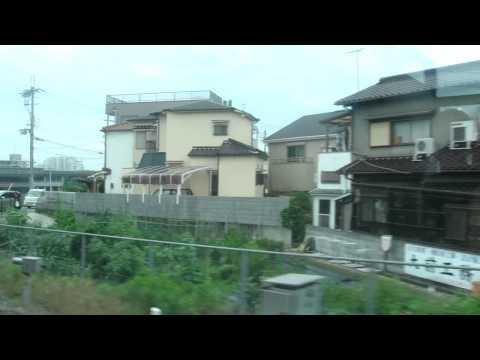 JR Sanyo main line. Okubo Sta. to Nishi-Akashi Sta.