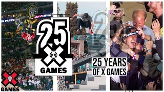 25 YEARS OF X GAMES | World of X Games