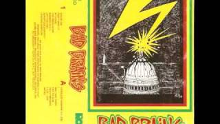 Watch Bad Brains SupertouchShitfit video