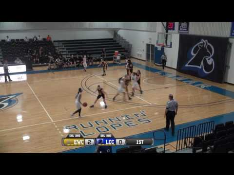 Lamar Community College vs. Eastern Wyoming College (Women's Basketball)