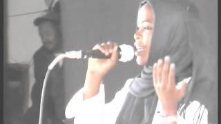 الدورة المدرسية 21 مشاركة ولاية النيل الأبيض