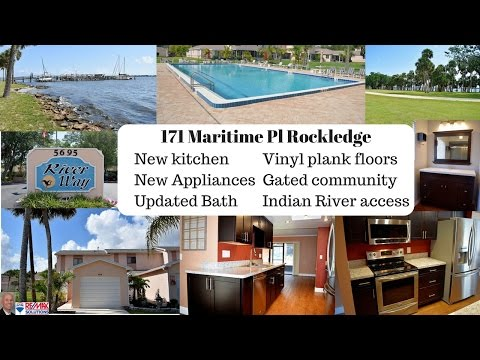 171 Maritime Pl Rockledge Florida in the River Way Condos